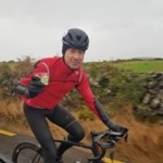 Philip in Race around Ireland